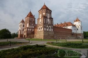 Historyczne miejsca na Białorusi