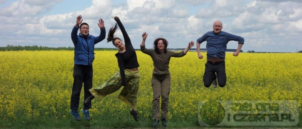 Emocje podczas podróży na Białoruś :-D