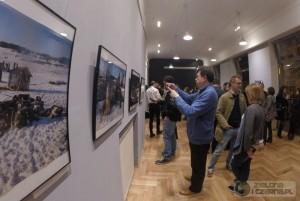 Wystawa Belarus Press Photo 2014, pracownia Duży Pokój