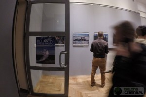 Wystawa Belarus Press Photo 2014, wernisaż, pracownia Duży Pokój