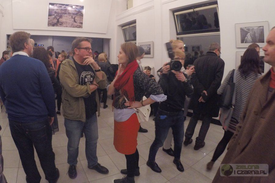 ISRAEL#TAGS wystawa Paweł Figurski relacja zdjęć Marianna Sowińska