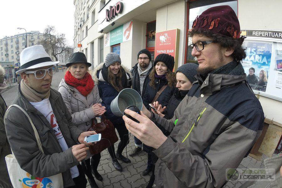 Miejskie tańce O-O-O-O-O Warszawa grupa