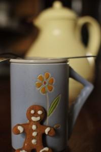 Pierniczki do herbaty. Przepis