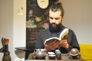 Czytamy chińskie bajki spotkając się przy herbacie