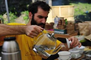 Michal Bútor, Słowacja. Święto Herbaty