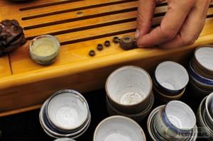Najmniejszy zestaw do parzenia herbaty na świecie