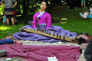 tradycyjna koreańska ceremonia herbaciana