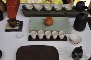 Świeto Herbaty Cieszyn 2015 ceramika dla herbaty