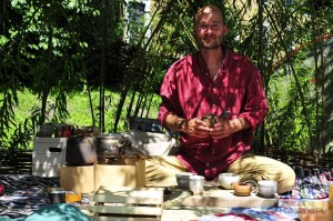 Tomáš Ruta mistrz herbaty z Czech