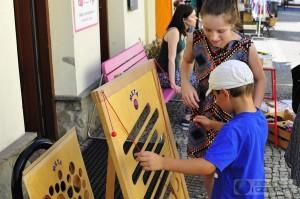 Święto Herbaty dla dzieci. Zdjęcia, fot. Marcin Szymanik