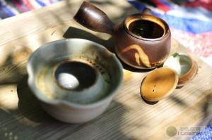 Naczynia do ceremonii herbacianej