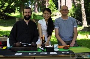 ZielonaiCzarna.pl Ja, Chiao Hsu i Marcin Szymanik