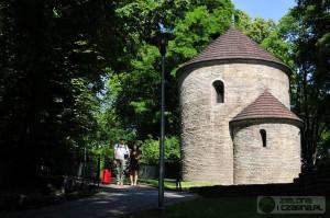 Wzgórze Zamkowe w Cieszynie. Święto Herbaty 2015