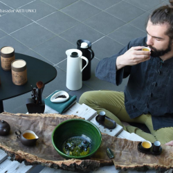 Ivan Sitsko Ambasador Arti Unici. Herbaty Red Seal Tea