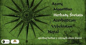 Herbaty Świata - spróbuj herbat z różnych stron Ziemi @ Libijska 10c | Warszawa | mazowieckie | Polska